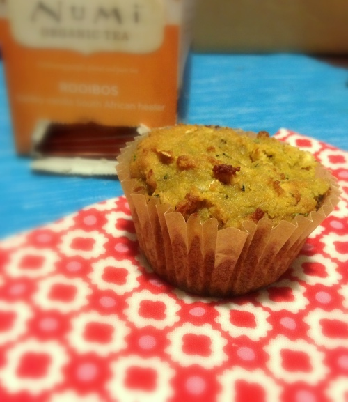 Lemon Rosemary Muffins from www.cloudthyme.com