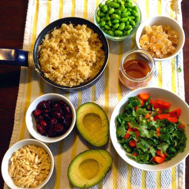 Superfood Quinoa Salad - www.cloudthyme.com