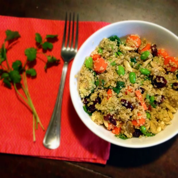 Superfood Quinoa Salad - www.cloudthyme.com