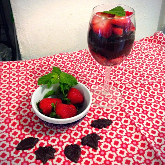 Mint Choco-Avo-Nana Mousse - www.cloudthyme.com