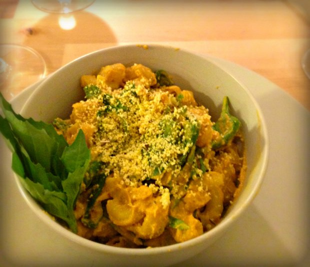 vegan/gf mac & cheese - www.cloudthyme.com
