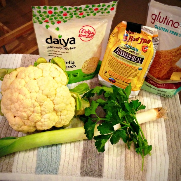 Cauliflower Tots - www.cloudthyme.com